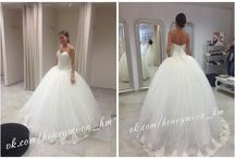 Wedding dress / for your inspirations