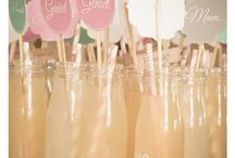 Pre-Drinks by Polkadot / Pre-Drink Stations for guests at Weddings