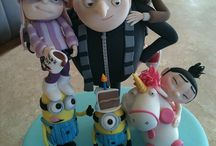 Awesome Cakes and Cupcake Designes