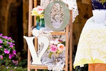 Bridal Shower Ideas / by Rachelle Lee