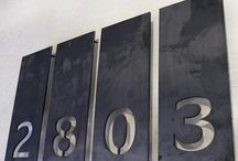 house number designs