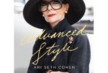 Style, Culture, Reads / A list, a bunch, a queue of inspirational reads, movies and films that inspire style