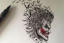 Illustrazioni Di Joker