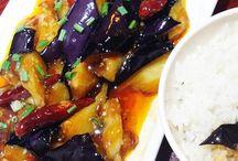 Be ecolo~Be happy! We are very happy to meet our favorite vegan food after work~fried eggplant! Humm / www.wenhuaduverge.com Batignolles Paris 17e, 31 rue Legendre #slowfashion #ecologystore #ecologie #bio #cotonbiologique #chic #magasinbio #beecolobechic #polyesterrecyclé #fashion #consciousfashion #moderesponsable #styliste #lainemerinos #merinowool #veganfashion #recycled #magasinbio #stylisteecolochic #fashiondesigner #francochinoise #tshirtbio #tshirt #gots #organiccotton #vegan #happy #veganfood #aubergine #eggplant