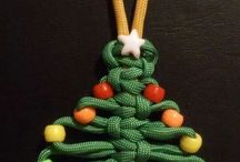 Holiday Paracord / This is our board for all things holiday paracord. Enjoy!