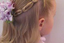 Hair styles for Madi  / by Mara Daviduk