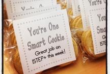 Testing snack ideas / by Kiersten Cutsforth