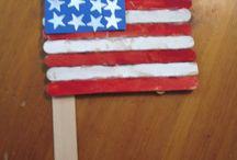 Kid Crafts: Memorial Day