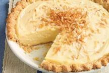 Coconut Pies and Cakes