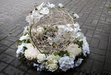 wiązanki kwiaty sztuczne
