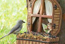 fairie garden