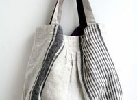 Cool mamka's  linen bag
