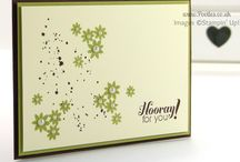 Stampin' Stuff-Quick Cards / by MaryAnn Hilleary