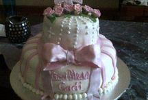cakes / My cake creations