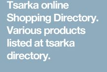 Product Directory / Tsarka is a product directory with unique products. Shop for apparel, home and office, gadgets, collectibles, and more. Check our boards and pins to browse all kinds of products from legit merchants!