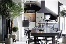 Ruokailuhuone - Dining room
