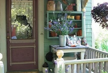 Porches / by DecoAngel