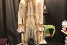 Music Circus Costumes / Costumes from Music Circus productions