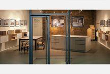 Jack Trench Islington Showroom