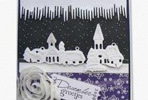 Christmas Village (Marianne Design Creatables)