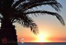 Mare e terra / Sea and land / Mare e terra dalla Sardegna