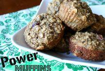 recipes: muffins & breads