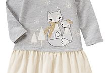 Toddler girl clothes sewing inspiration