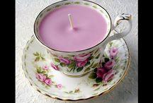 Candles / Sconces / by Doris Stroud Smith