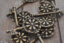 Keys to my heart / by Diana Popp
