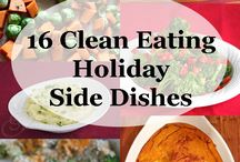Clean Side Dishes