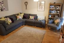 Customers' Own Homes / Here we share pictures from our customers own homes with their beautiful Multiyork sofas and furniture.  It's lovely to see what they products and fabrics they have chosen, and how they have styled their homes.