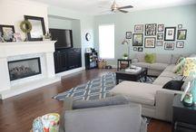 Pretty Home [Living Room]