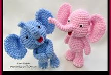 Crochet/Knitted Animals
