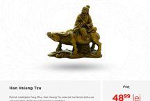 Cei 8 Nemuritori / Cei Opt Nemuritori sunt figuri foarte cunoscute și folosite în tot ceea ce înseamnă arta și cultura chineză. Fiecare dintre aceștia deține un anumit har și are cate un obiect magic prin care își exercită puterea.