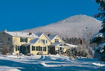"Love for Red Clover Inn / The Red Clover Inn is ""a feast for the senses in an idyllic setting."" - Boston Globe"