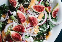 Salade / Salades voor iedereen