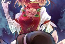 "Ibaraki ""Ibarakasen"" Kasen - [Character - Touhou]"
