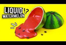 Liquid,slime DIYs