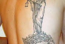 led zeppelin tattoos