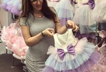 Kızlara elbiseler