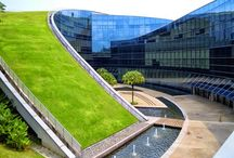 verde come architettura