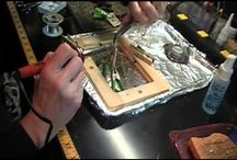 Art Tutorials for Soldering / by Patricia Boyd