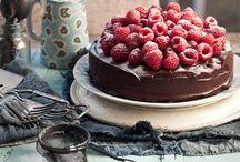 Desserts :  Cakes, Cupcakes, Cookies, Pies,  etc.