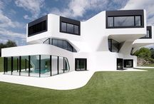 Housing, structures, interiors