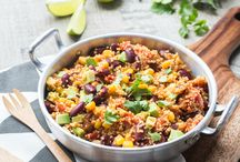 Quinoa &couscous