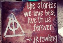 Harry potter <3 / by Maria Mendoza