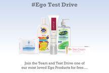Ego test drivers.