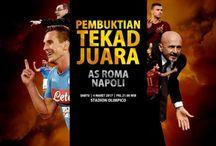 Prediksi AS Roma vs Napoli