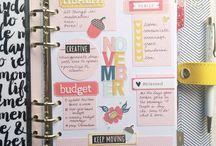 Planning and organization