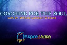 Aspire2Arise Moods Board / Aspire 2 Arise with Michele Lambert Watkins